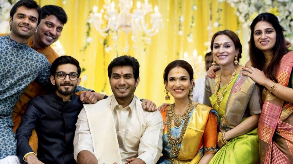 Secrets behind Soundarya marriage