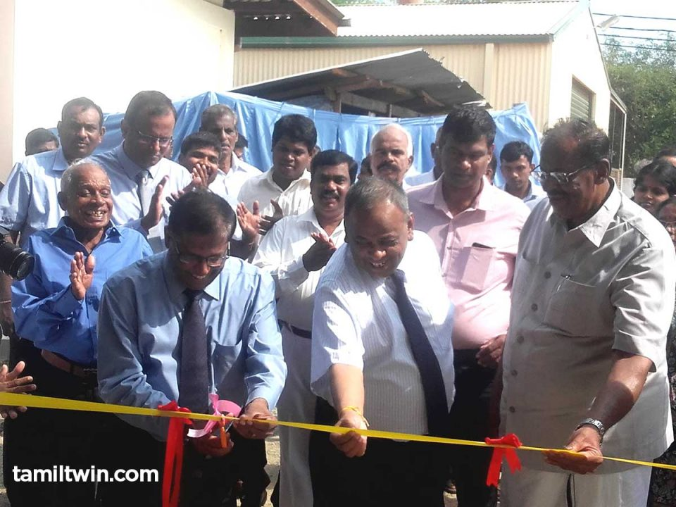 Tellippalai-Hospital-New Power Supply Opening